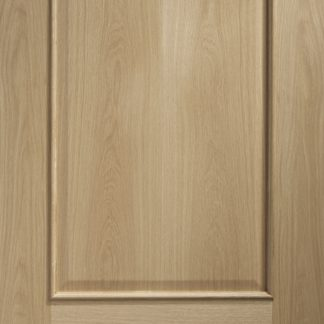 Andria Internal Oak Door with Raised Mouldings