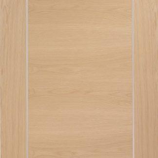 Forli Pre-Finished Internal Oak Fire Door