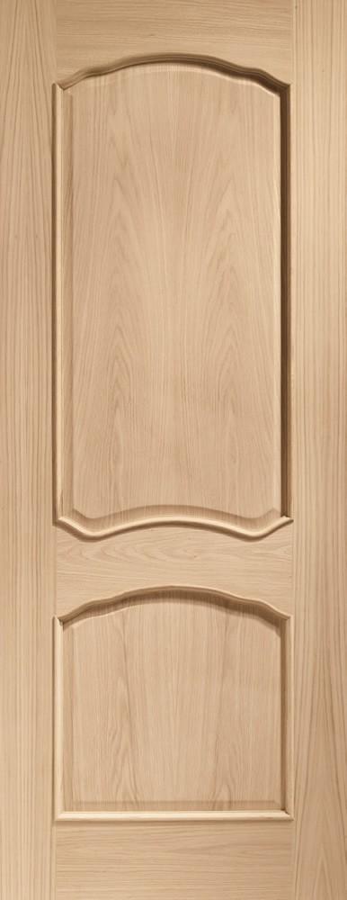 Louis Internal Oak Door with Raised Mouldings