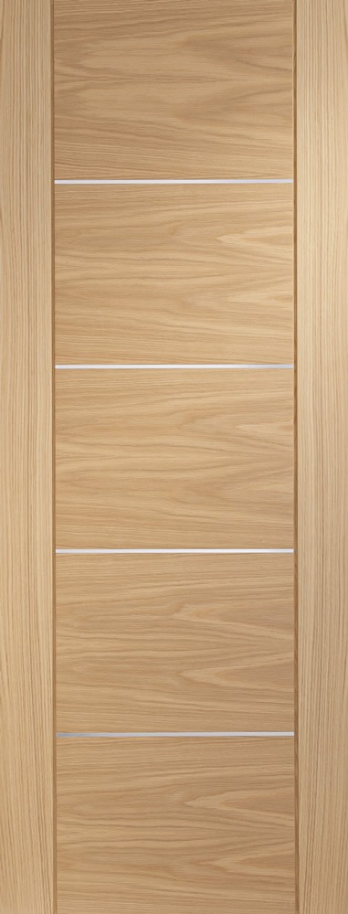 Portici Pre-Finished Internal Oak Door