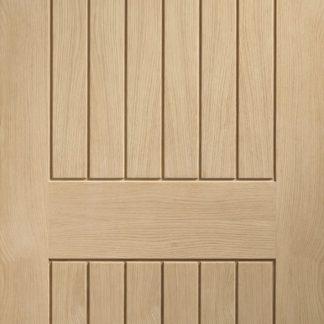 Sussex Internal Oak Door