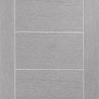 Palermo Pre-Finished Light Grey Door
