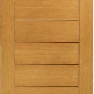 Modena Pre-Finished External Oak Door