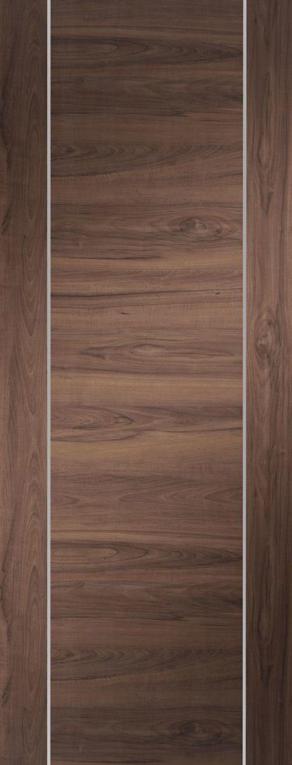 Forli Pre-Finished Internal Walnut Door