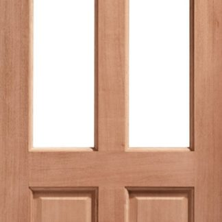 Richmond Unglazed External Hardwood Door (Dowelled)
