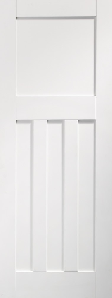 DX Internal White Primed Door