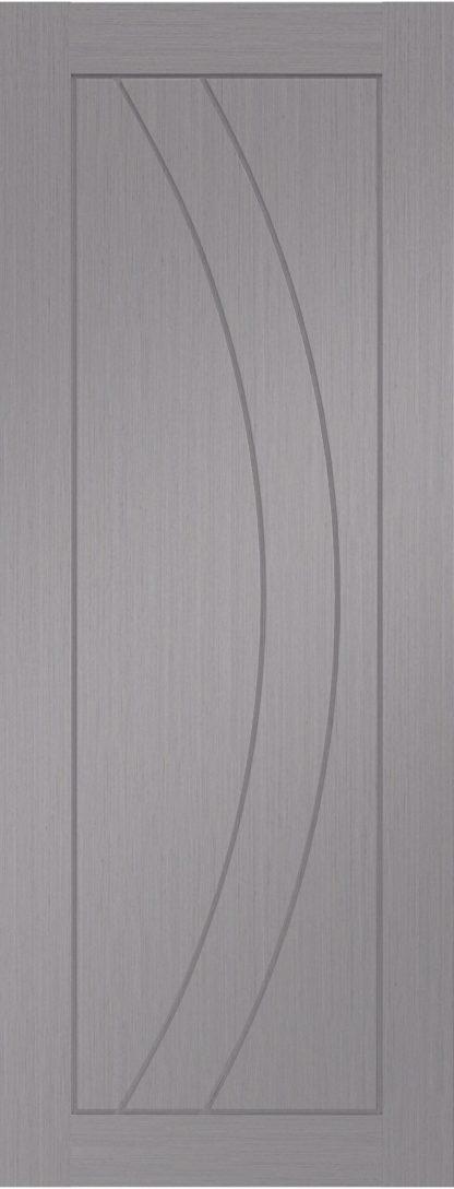 Salerno Pre-Finished Light Grey Door